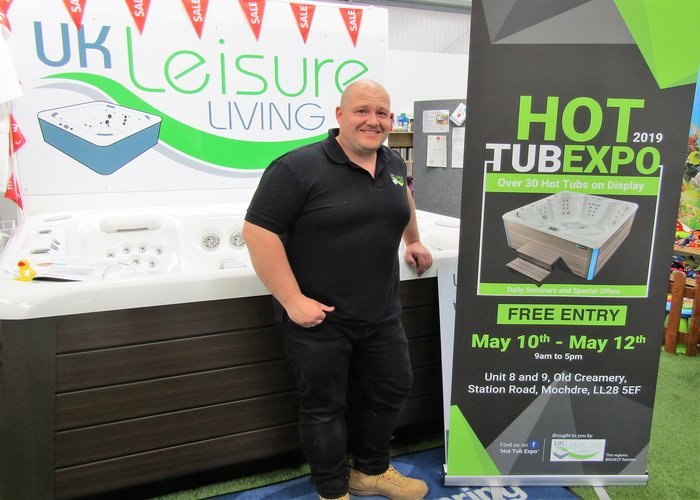 News from Wales hot tub supplier