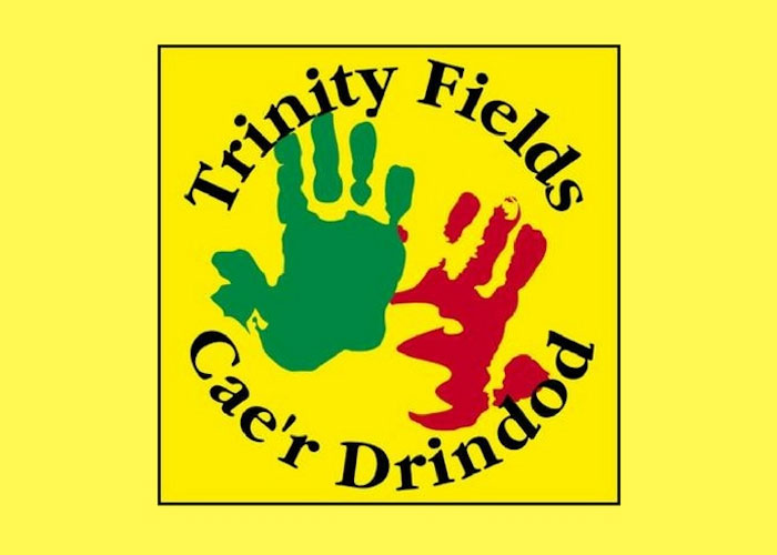 News from wales - Trinity School logo