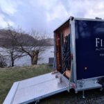 "Trailer firm turns up the heat with relaxation retreat ""on wheels"""