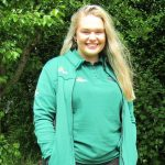Inspiring teenager juggles college studies with job as key worker during Covid-19 pandemic
