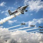 Rhyl Airshow 2020 has been cancelled to ensure the safety of the public amid the Covid-19 pandemic