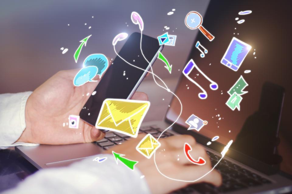 marketing a casino on social media