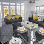 Anglesey home buyers can see the light with a glazed 'pod bay' area