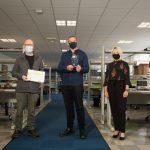 Student scheme focusing on industry collaboration wins UK enterprise award